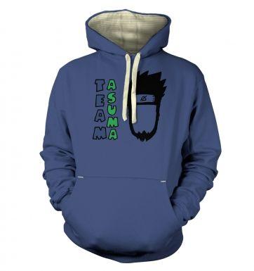 Team Asuma  hoodie (premium)