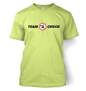 Team Chuck t-shirt