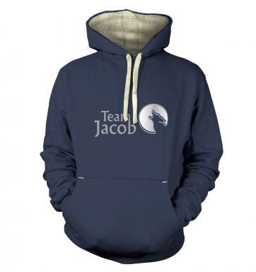 Team Jacob  hoodie (premium)