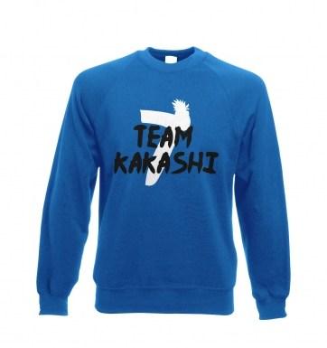 Team Kakashi sweatshirt