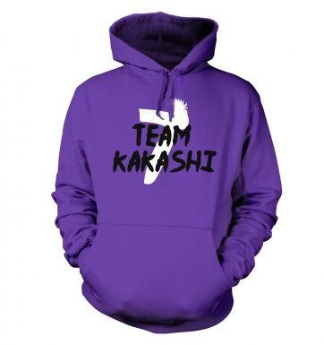 Team Kakashi hoodie