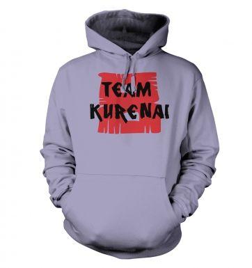Team Kurenai   hoodie