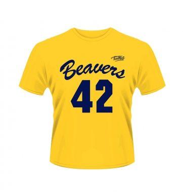 Teen Wolf Beavers 42 t-shirt - OFFICIAL