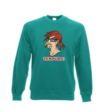 Tempura sweatshirt