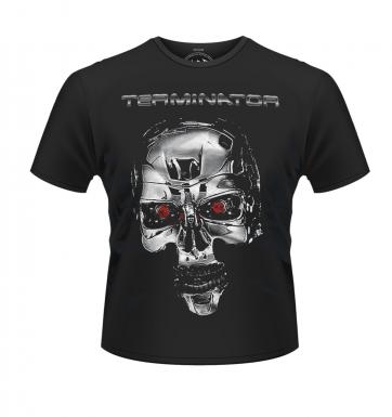 Terminator Endoskeleton t-shirt - Official