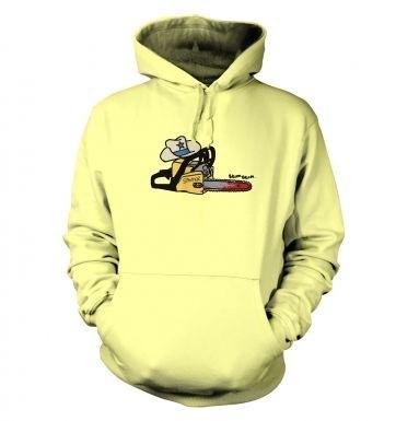 Texas Chainsawyer  hoodie