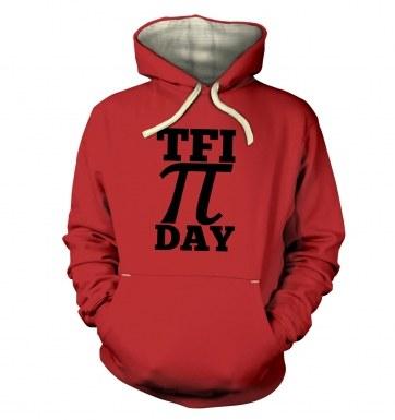 TFI Pi Day hoodie (premium)