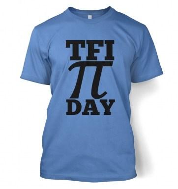 TFI Pi Day t-shirt
