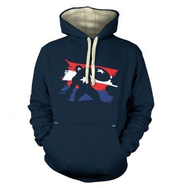 The Captain  hoodie (premium)