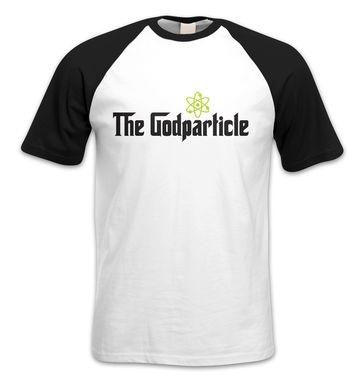 The God Particle (Higgs Boson) short-sleeved baseball t-shirt