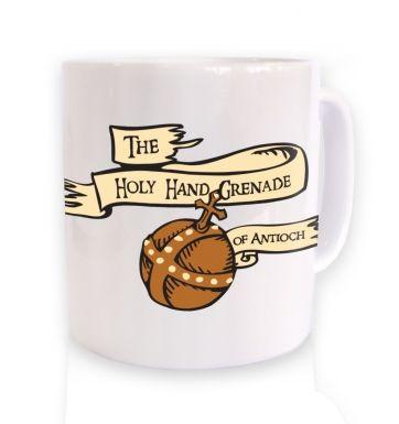The Holy Hand Grenade of Antioch mug