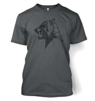 The Hounds Helm  t-shirt