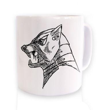 The Hounds Helm mug