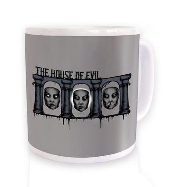 The House of Evil Mug