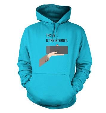 The Internet hoodie
