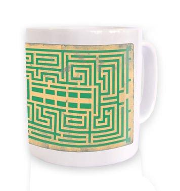 The Shining Maze mug