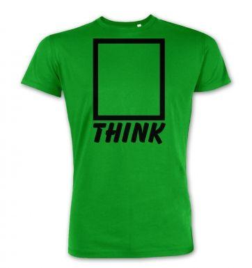 Think outside the box premium t-shirt