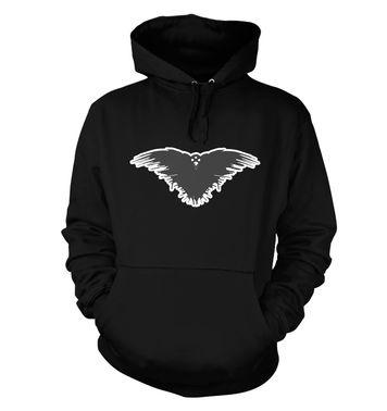 Three Eyed Crow hoodie