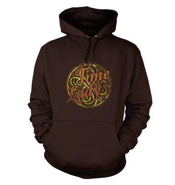 Time Lady hoodie