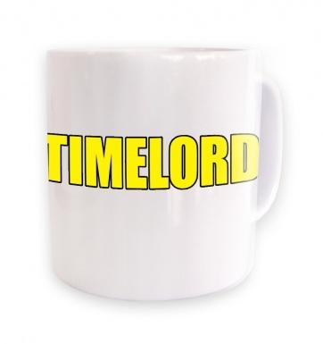 Timelord mug
