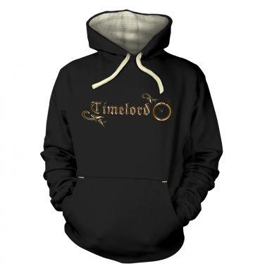 Timelord Ornate hoodie (premium)