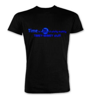 TimeyWimey Stuff premium t-shirt