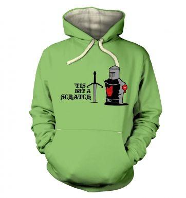 Tis but a Scratch hoodie (premium)