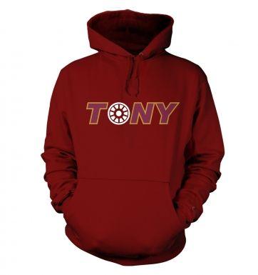 Tony Arc Reactor hoodie