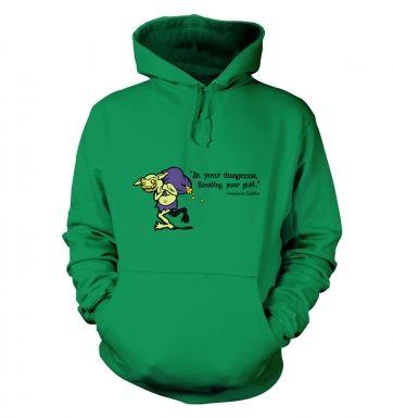 Treasure Goblin hoodie