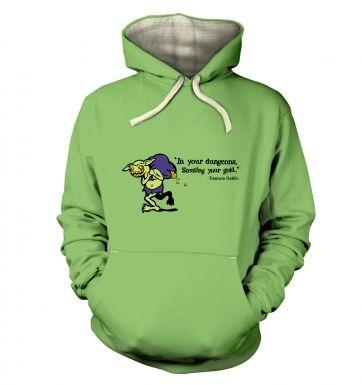 Treasure Goblin  hoodie (premium)
