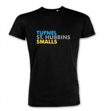 Tufnel St Hubbins Smalls  premium t-shirt