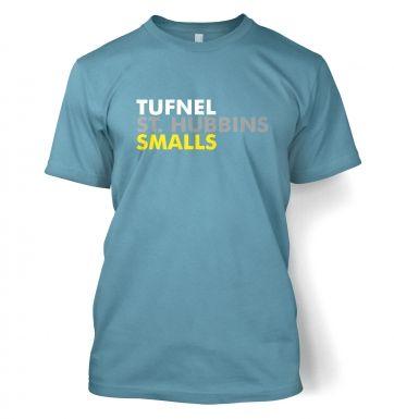 Tufnel St Hubbins Smalls  t-shirt