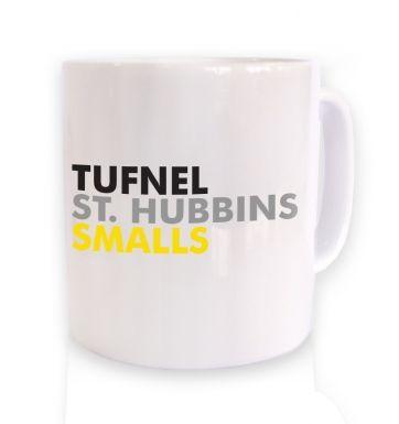 Tufnel St Hubbins Smalls  mug
