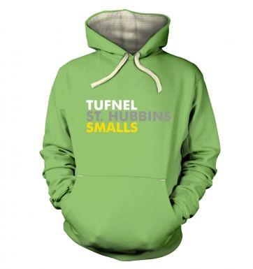 Tufnel St Hubbins Smalls  hoodie (premium)