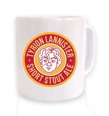 Tyrion Short Stout mug