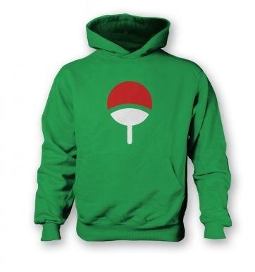 Uchiha Family kids' hoodie
