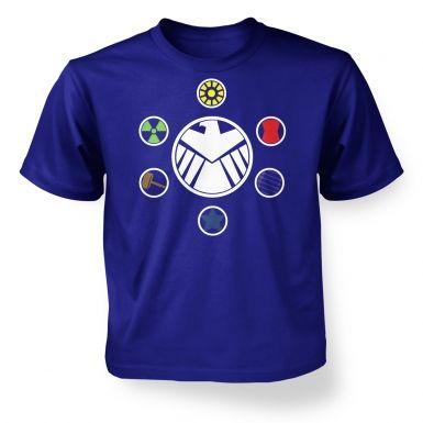 Unity kids' t-shirt