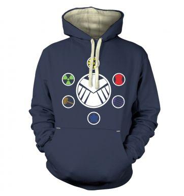 Unity hoodie (premium)
