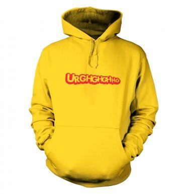 Urghghghgh hoodie