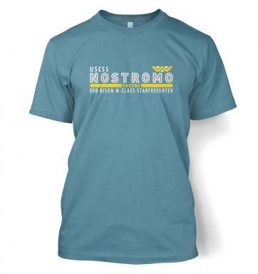 USCSS Nostromo Bison Class  t-shirt