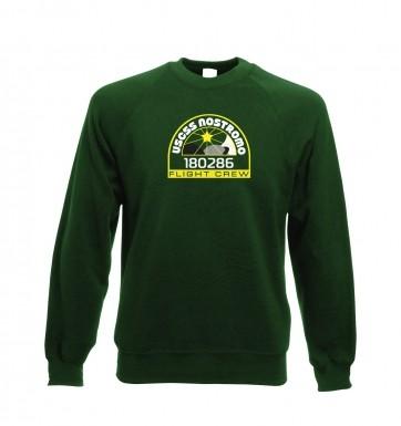 USCSS Nostromo Crew Badge sweatshirt