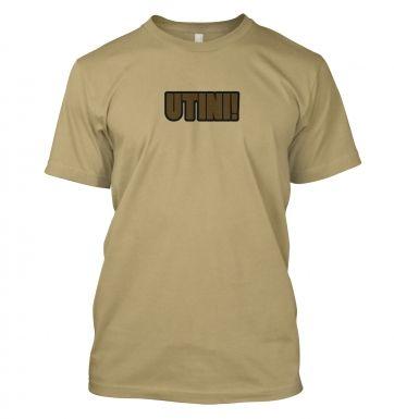 Utini Jawa Cry  t-shirt