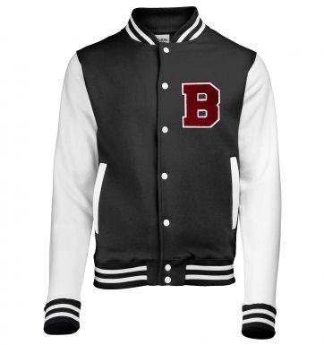 Varsity Jacket Chenille Letter Bvarsity jacket