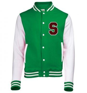 Varsity Jacket Chenille Letter Svarsity jacket
