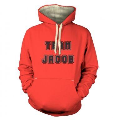 Varsity Style Team Jacob hoodie (premium)