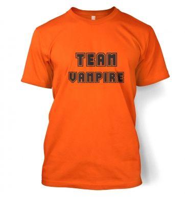 Varsity Style Team Vampire t-shirt