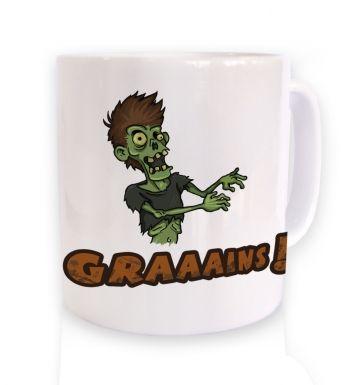 Veggie Zombie mug