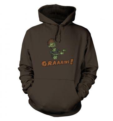 Veggie Zombie  hoodie