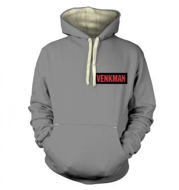 Venkman Name Tag hoodie (premium)
