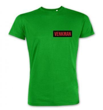 Venkman Name Tag premium t-shirt